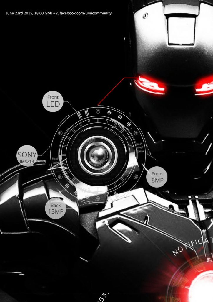 UMI Iron Man