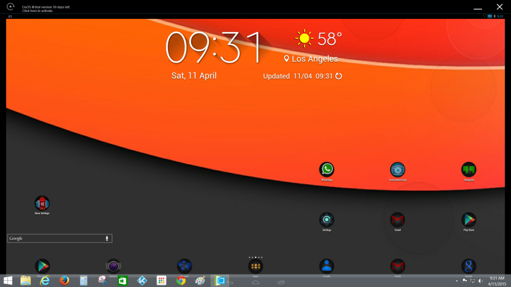 Windows + Android Dual OS