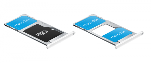Meizu M2 Note Sd Kart Yuvası - Dual SIM seçimli