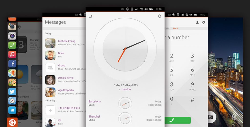 MX4 Ubuntu Touch