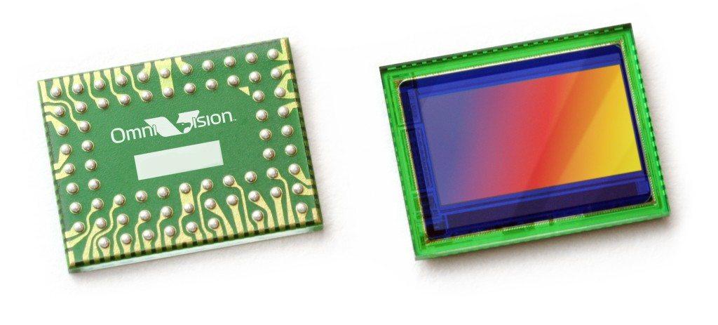 OmniVision Chip
