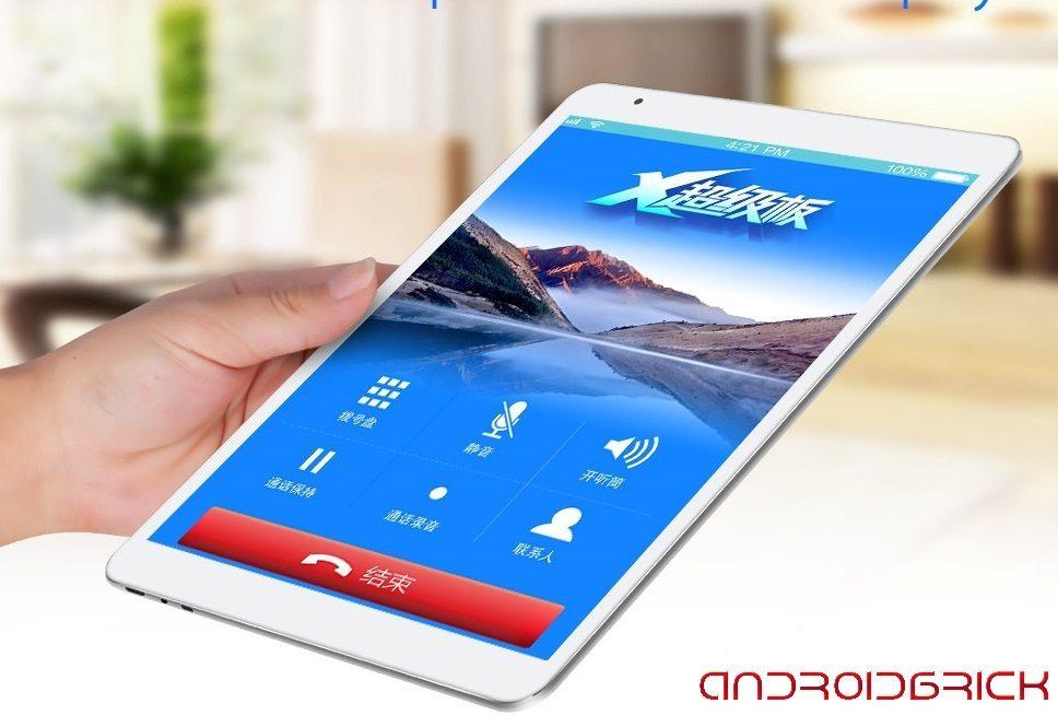Teclast X98 Air 3G Dual Os call