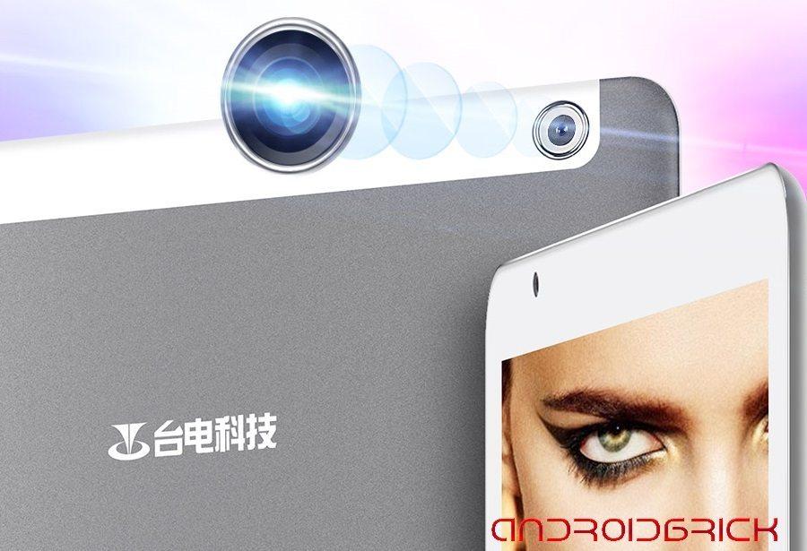 Teclast X98 Air 3G Dual Os camera