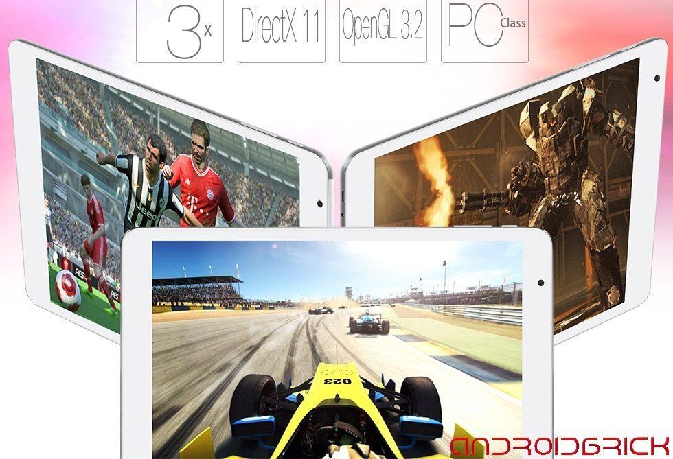 Teclast X98 Air 3G Dual Os game