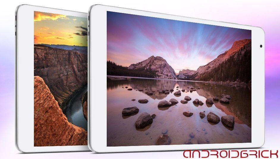 Teclast X98 Air 3G Dual Os screen
