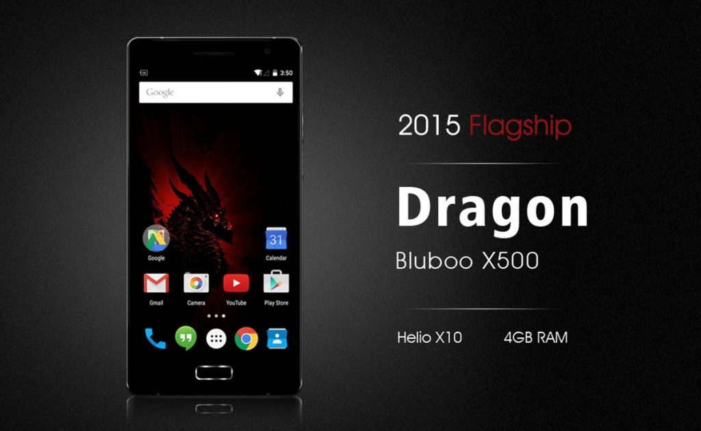 bluboo dragon