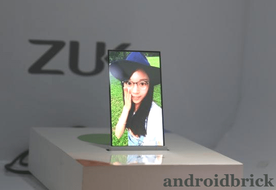 zuk transparan screen images