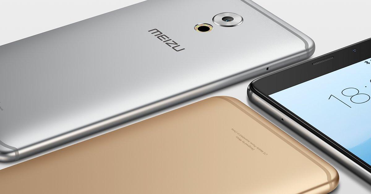 Meizu Pro 6 Plus ve Meizu X