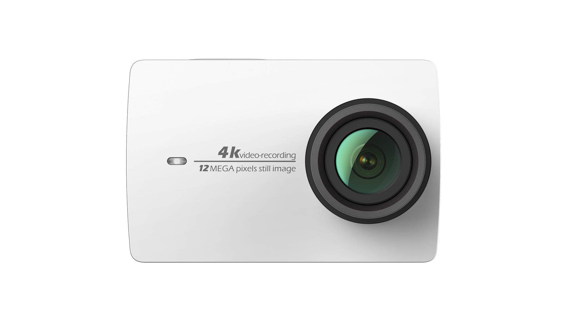 Xiaomi Yi Aksiyon Kameraları: inceleme, test, yorumlar