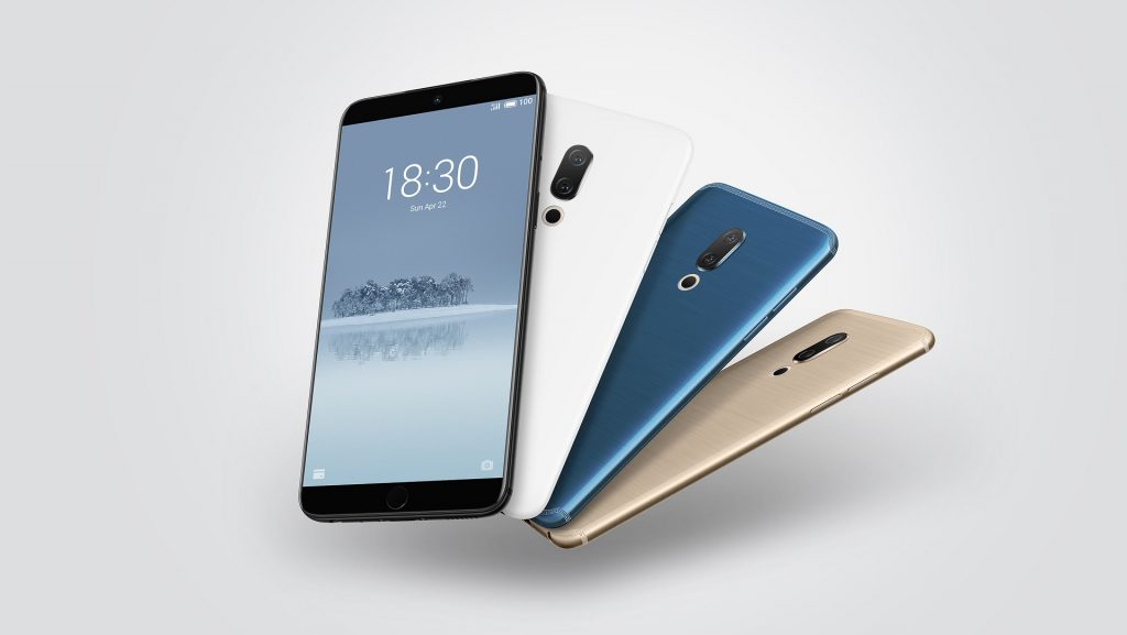 Xiaomi Mi 6X vs Nubia Z18 Mini vs Meizu 15 vs Sharp Aquos S2