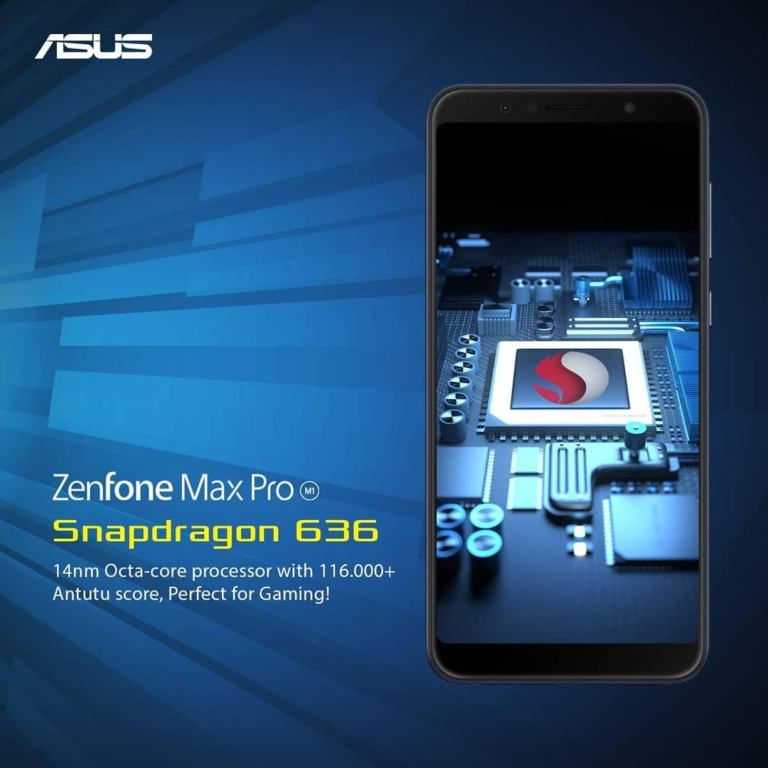 ASUS ZenFone Max Pro M1 (ZB601KL)