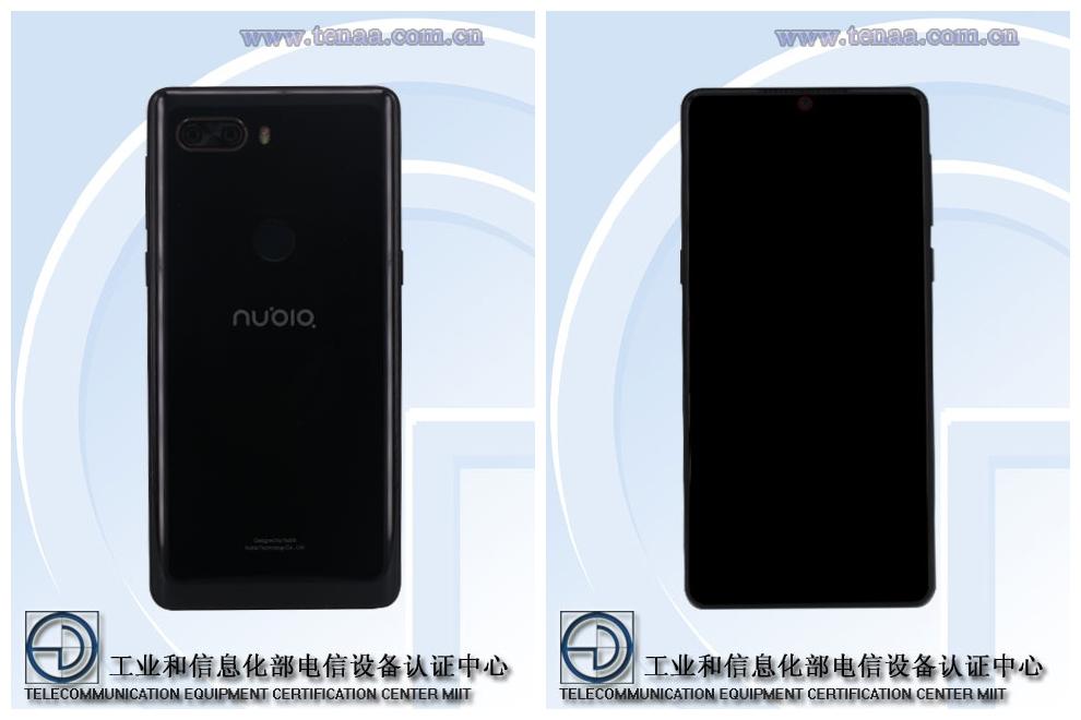 Nubia Z18 Rekor