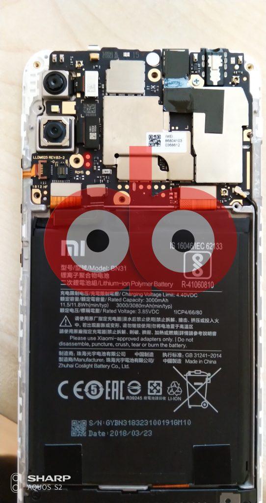 Xiaomi Redmi S2 Test Points - AndroidBrick