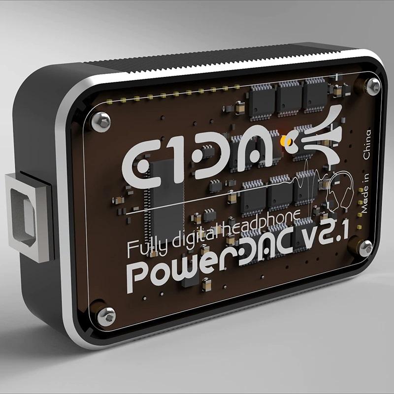 E1DA PowerDAC v2.1