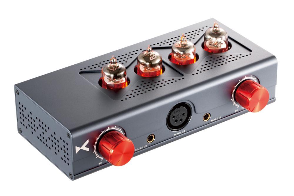 XDUOO MT-604 Balanced Tube HP Amplifier