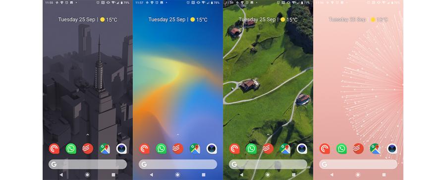 Download Google Pixel 3 Live Wallpapers Apk